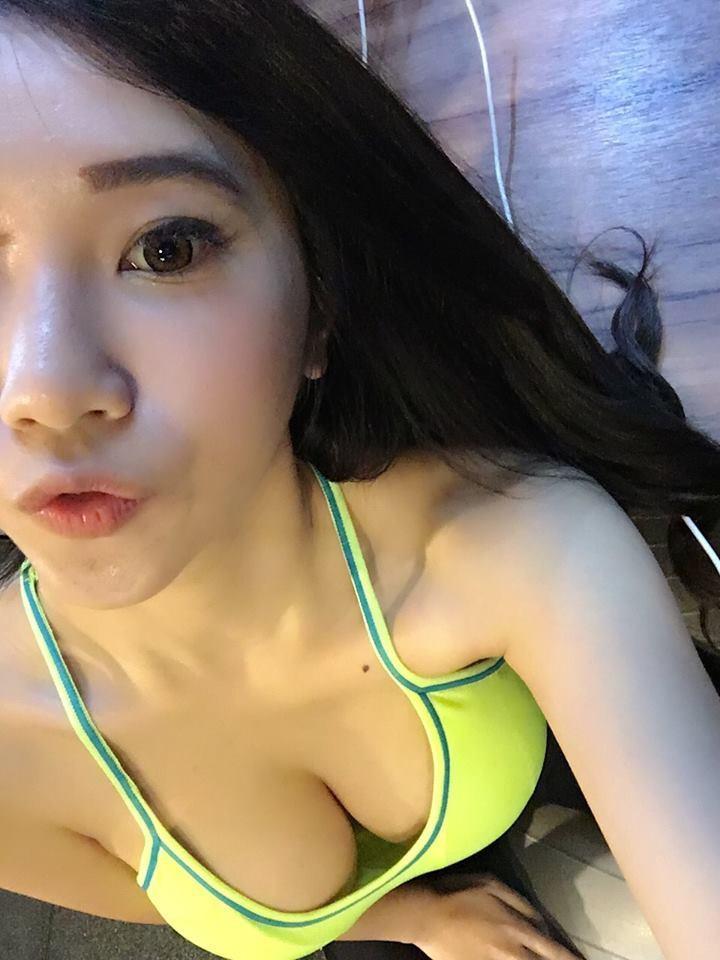 台湾正妹晒火辣健身照 - 流氓 - 雨后彩虹博客
