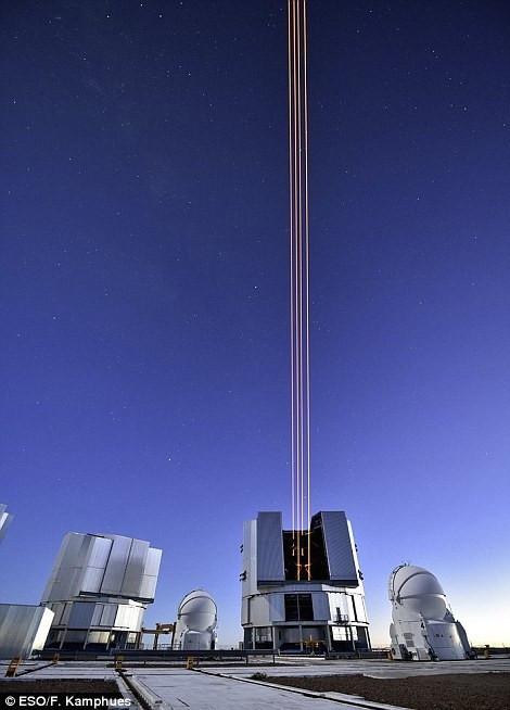 激光大功率的 科幻憧憬与实验应用         (引按) - sun50919 - 牛郎官庄 步履博客的故乡