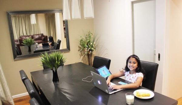 9岁女孩成WWDC最小参会者:已开发两款App