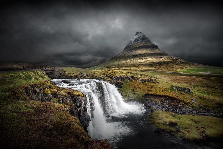 充满梦幻气息的国度 冰岛光摄影集自然风 - 双梅 - 张静华