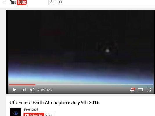 NASA被指故意切断流视频直播 掩盖UFO目击证据 - 289923074 - 爱我中华