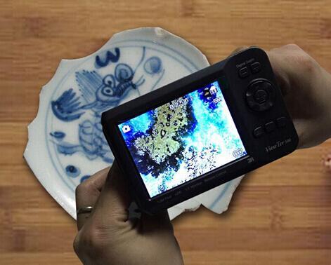 便携显微协助文物修复 让中国文化完美传承 贾马尔生涯十佳球 韦德十佳球