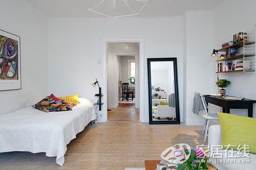 34平房屋设计 小户型的温馨迷人世界