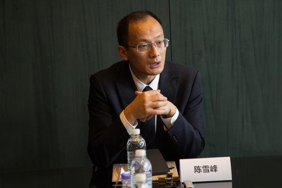 专访奇瑞捷豹路虎常务副总裁陈雪峰