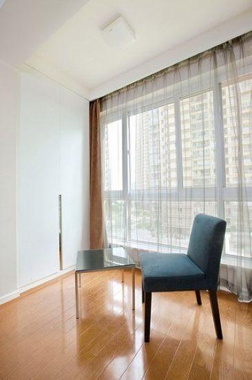 超显大55平米小户型装修 榻榻米飘窗创意设计