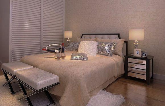 两室两厅90小户型装修实景图
