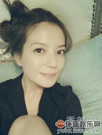 是雀斑李湘大脸赵薇素颜