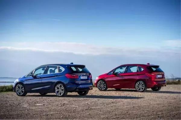 即使进口旅行车没能大红大紫,但是沃尔沃v40,v60,以及宝马3系旅行版