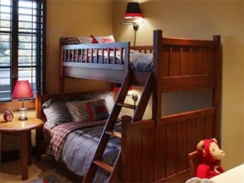 双人儿童房设计