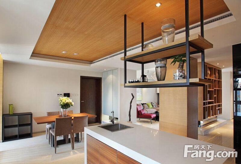 4最新家庭吊顶造型装修图片高清图片