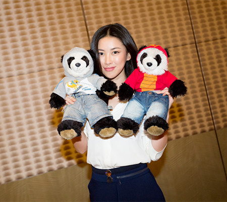 《功夫熊猫3》中国首映礼