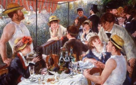 尽管许多经典之作都是由油彩或者丙烯画成的,超过一半的人认为水彩画
