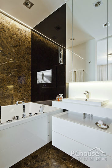 經典小戶型衛生間裝修案例
