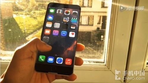 竟然是无边框?iphone7