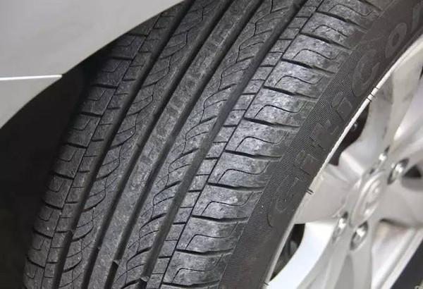 【阅车·车主知识】看轮胎辨别事故车?买钱柜娱乐官网登录车不被坑!