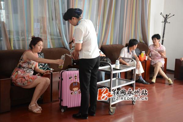 永州火车站商务候车室升级改造